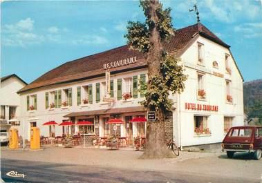 """/ CPSM FRANCE 70 """"Servance, hôtel du Tourisme"""""""
