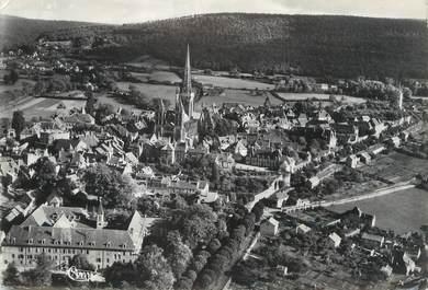 """/ CPSM FRANCE 71 """"Autun, vue aérienne sur l'institution Saint Lazare"""""""