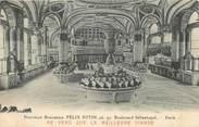 """75 Pari    CPA FRANCE 75002 """"Paris, Nouvelle boucherie Félix Potin, boulevard Sébastopol"""""""