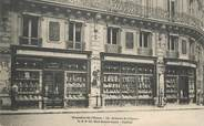 """75 Pari    CPA FRANCE 75002 """"Paris, avenue de l'Opéra, Faïences et porcelaines"""""""