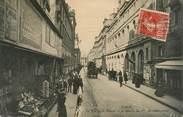 """75 Pari    CPA FRANCE 75002 """"Paris, la rue de la Banque et la mairie"""""""