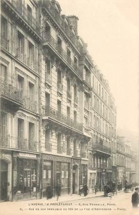 """CPA FRANCE 75004 """"Paris, rue Pernelle"""""""