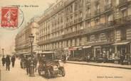 """75 Pari     CPA FRANCE 75004 """"Paris, Rue d'Arcole"""" / AUTOMOBILE"""