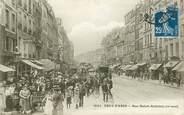 "75 Pari     CPA FRANCE 75004 ""Paris, rue Saint Antoine"""