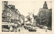 """75 Pari     CPA FRANCE 75005 """"Paris, Eglise Saint Médard, entrée rue Mouffetard"""""""