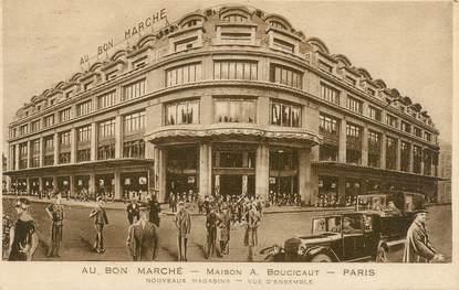 """CPA  FRANCE 75007 """"Paris, Au Bon Marché"""""""