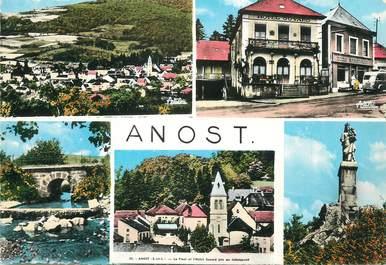 """/ CPSM FRANCE 71 """"Anost, vue générale """""""