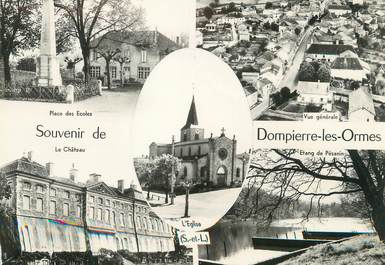 """/ CPSM FRANCE 71 """"Dompierre Les Ormes"""""""