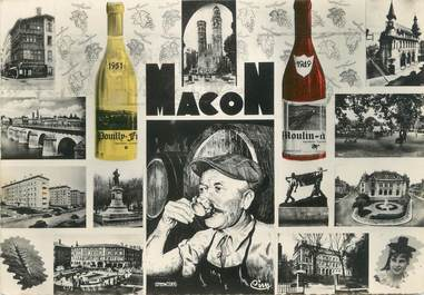 """/ CPSM FRANCE 71 """"Macon"""""""