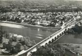 """71 SaÔne Et Loire / CPSM FRANCE 71 """"Digoin, vue aérienne sur la ville et le pont aqueduc"""""""