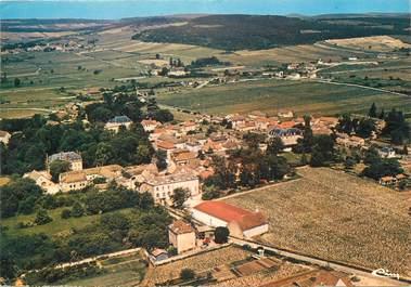 """/ CPSM FRANCE 71 """"Mercurey, vue générale aérienne du hameau d'Etroyes"""""""