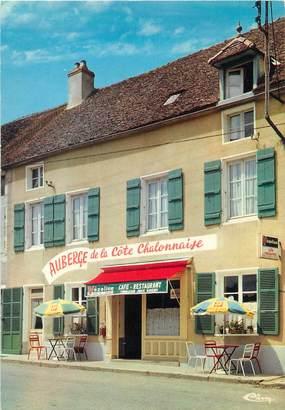 """/ CPSM FRANCE 71 """"Moroges, auberge de la Côte Chalonnaise"""""""