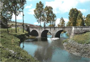 """/ CPSM FRANCE 71 """"Saint Gilles, le pont"""""""