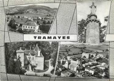 """/ CPSM FRANCE 71 """"Tramayes"""""""
