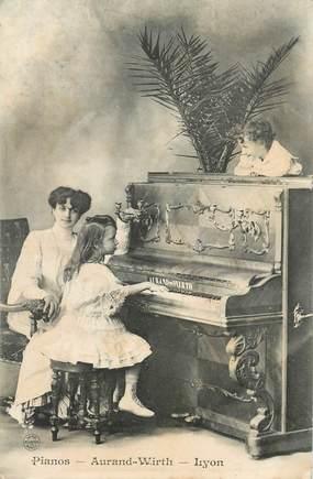 "CPA FRANCE 69 ""Lyon"" / PIANO"