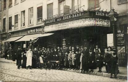 """CARTE  PHOTO FRANCE 69 """" Lyon Croix Rousse"""""""