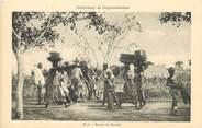 """Afrique CPA AFRIQUE DAHOMEY """"Retour du Marché"""""""