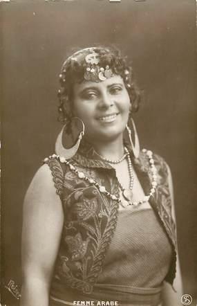 """CPA EGYPTE """"Femme arabe"""""""