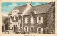 """50 Manche / CPA FRANCE 50 """"Blainville, la poste"""""""