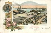 """Egypte CPA EGYPTE """"Alexandrie, le quai d'Alexandrie"""""""