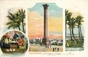 """Egypte CPA EGYPTE """"Alexandrie, la colonne de Pompée"""""""