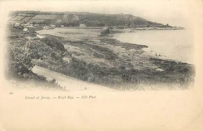 """CPA JERSEY """"Rozel Bay"""""""
