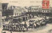 """51 Marne / CPA FRANCE 51 """"Epernay, place de l'hôtel de ville"""""""