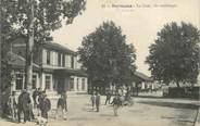 """51 Marne / CPA FRANCE 51 """"Dormans, la gare, vue extérieure"""""""