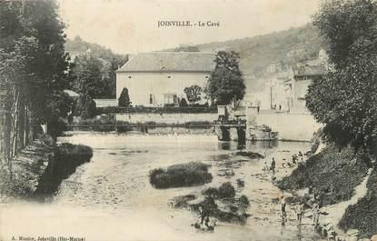 """/ CPA FRANCE 52 """"Joinville, le cavé"""""""
