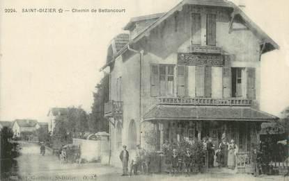 """/ CPA FRANCE 52 """"Saint Dizier, chemin de Bettancourt"""""""