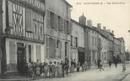 """52 Haute Marne / CPA FRANCE 52 """"Saint Dizier, rue Emile Giros"""""""
