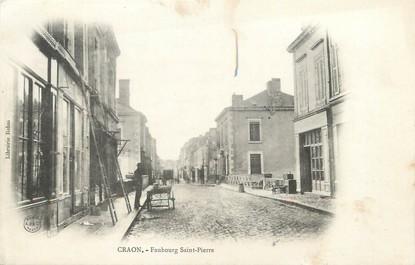 "/ CPA FRANCE 53 ""Craon, faubourg Saint Pierre"""