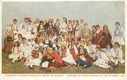 """Grece CPA GRECE  """"Costumes de divers villages et iles de Grèce"""""""