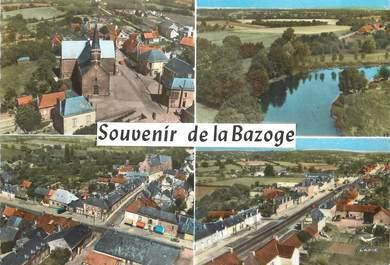 "/ CPSM FRANCE 72 ""La Bazoge"""