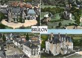 "72 Sarthe / CPSM FRANCE 72 ""Brûlon"""