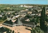 """72 Sarthe / CPSM FRANCE 72 """"Château du Loir, école Maternelle et vue générale"""""""