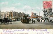 "Pay Ba CPA PAYS BAS ""Scheveningen, tramway"""