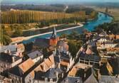 "72 Sarthe / CPSM FRANCE 72 ""Malicorne, vallée de la Sarthe"""