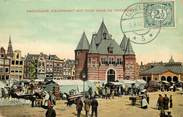 "Pay Ba CPA PAYS BAS ""Amsterdam, le Marché"""