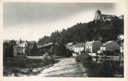 """/ CPSM FRANCE 55 """"Dun sur Meuse, le Déversoir"""""""
