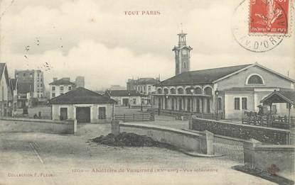 """CPA FRANCE 75014""""Paris, les Abattoirs de Vaugirard"""" / TOUT PARIS"""