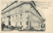 "58 Nievre / CPA FRANCE 58 ""Nevers, grand hôtel"""