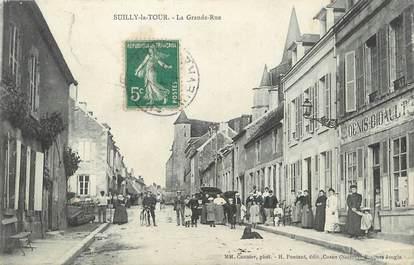 """/ CPA FRANCE 58 """"Suilly la Tour, la grande tour"""""""
