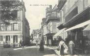 "58 Nievre / CPA FRANCE 58 ""Cosne, place du Carroy"""
