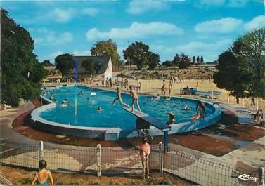 "/ CPSM FRANCE 72 ""Mayet, la piscine"""