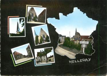 "/ CPSM FRANCE 72 ""Melleray """