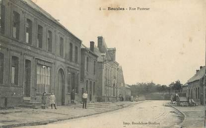 """/ CPA FRANCE 59 """"Bousles, rue Pasteur"""""""