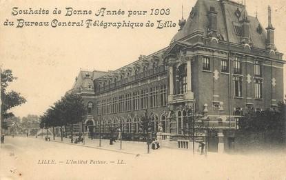"""/ CPA FRANCE 59 """"Lille, l'institut Pasteur """""""
