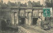 """59 Nord / CPA FRANCE 59 """"Lille, porte de Tournay"""" / TRAMWAY"""