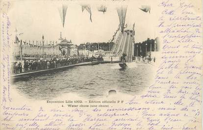 """/ CPA FRANCE 59 """"Lille, exposition 1902"""""""